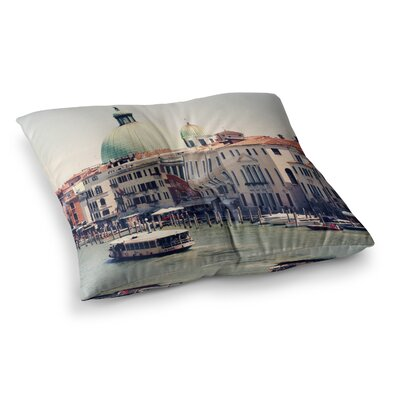 Sylvia Coomes Venice 3 Square Floor Pillow Size: 23 x 23