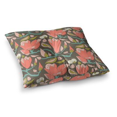 Very Sarie Penelope II Square Floor Pillow Size: 23 x 23
