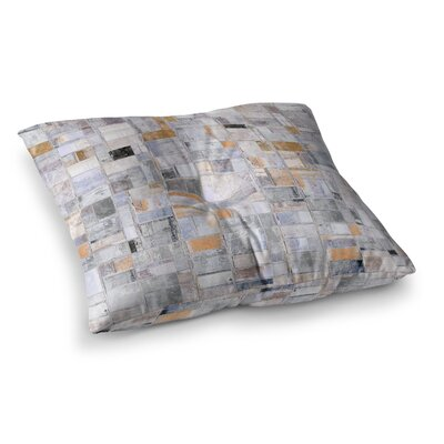 Susan Sanders Tile Squares Photography Square Floor Pillow Size: 26 x 26