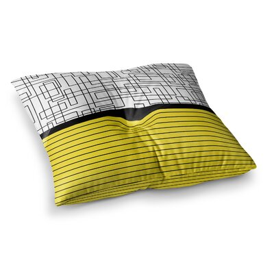 Trebam Pola V.2 Square Floor Pillow Size: 23 x 23