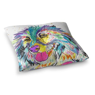Rebecca Fischer Dally Square Floor Pillow Size: 23 x 23