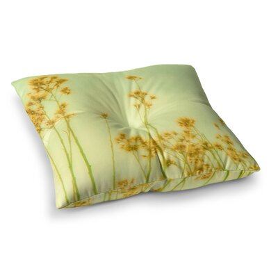 Sylvia Coomes Wild Flowers Square Floor Pillow Size: 23 x 23
