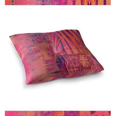 Nina May Soladiza Square Floor Pillow Size: 26 x 26