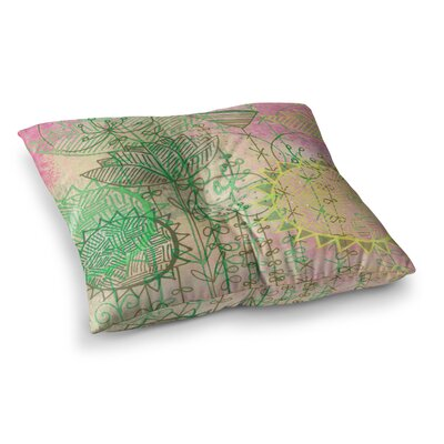 Marianna Tankelevich Dream Square Floor Pillow Size: 23 x 23