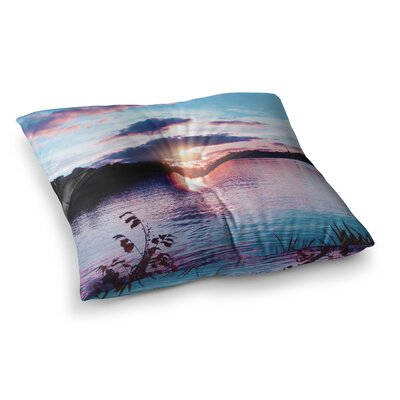 Viviana Gonzalez Vibes 29 Photography Square Floor Pillow Size: 26 x 26