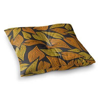 Pom Graphic Design Autumn II Square Floor Pillow Size: 23 x 23