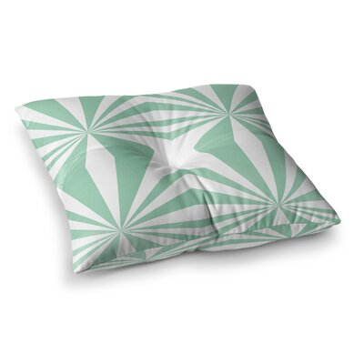 Project M Starburst Square Floor Pillow Size: 23 x 23