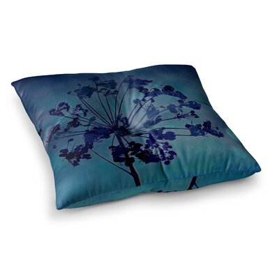 Robin Dickinson Grapesiscle Square Floor Pillow Size: 23 x 23