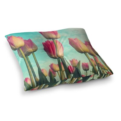 Sylvia Cook Sding Tall Photography Square Floor Pillow Size: 26 x 26