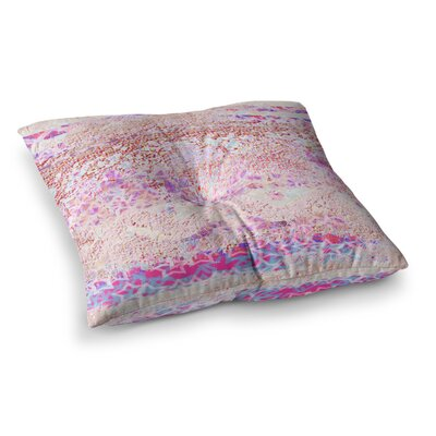 Marianna Tankelevich Broken Pattern Square Floor Pillow Size: 23 x 23