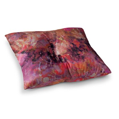 Nikki Strange Indian City Square Floor Pillow Size: 26 x 26