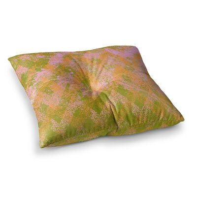 Marianna Tankelevich Fuzzy Feeling Square Floor Pillow Size: 26 x 26