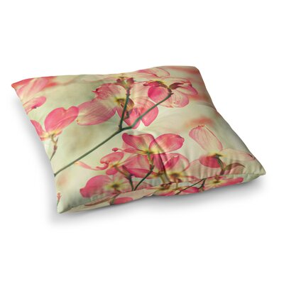 Sylvia Cook Morning Light Square Floor Pillow Size: 26 x 26