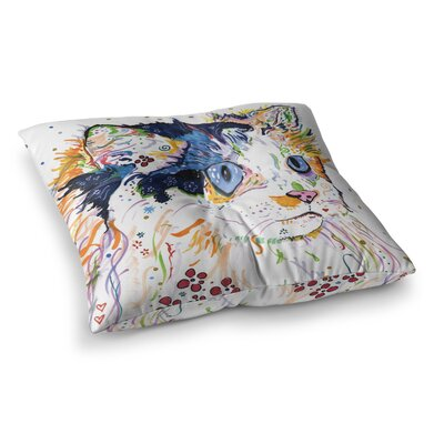 Rebecca Fischer Sophia Square Floor Pillow Size: 26 x 26