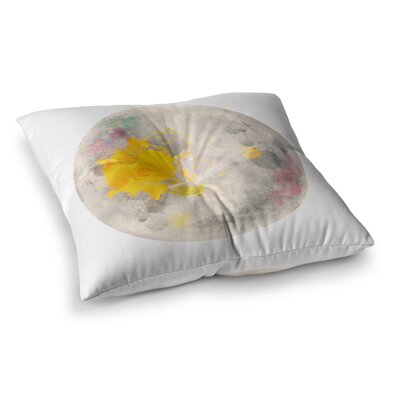 Oriana Cordero Moonlight Square Floor Pillow Size: 23 x 23