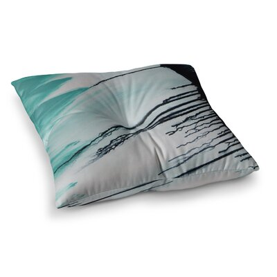 Steve Dix Extractions Square Floor Pillow Size: 23 x 23