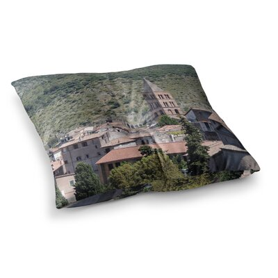 Nick Nareshni Florence Architecture Travel Photography Square Floor Pillow Size: 23 x 23