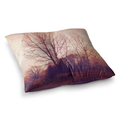 Sylvia Cook Explore Square Floor Pillow Size: 23 x 23