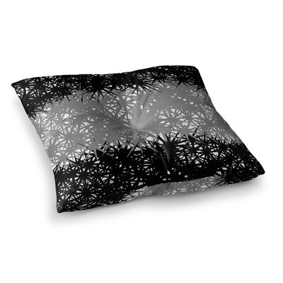 Trebam Korov Digital Square Floor Pillow Size: 23 x 23