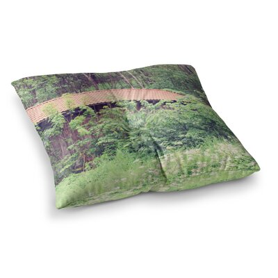 Sylvia Coomes Hidden Nature Square Floor Pillow Size: 26 x 26