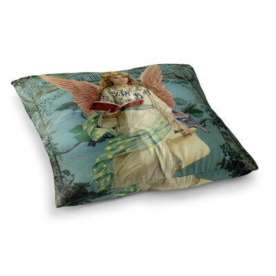 Suzanne Carter The Delivery Square Floor Pillow Size: 26 x 26