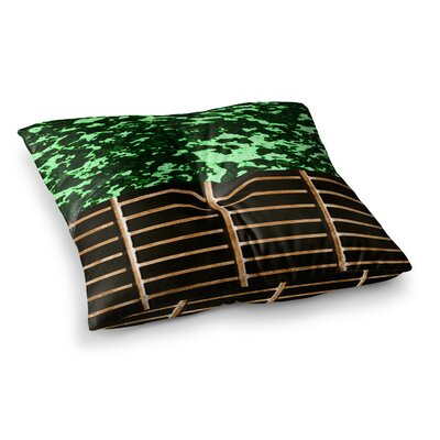 Trebam Stabla Square Floor Pillow Size: 26 x 26