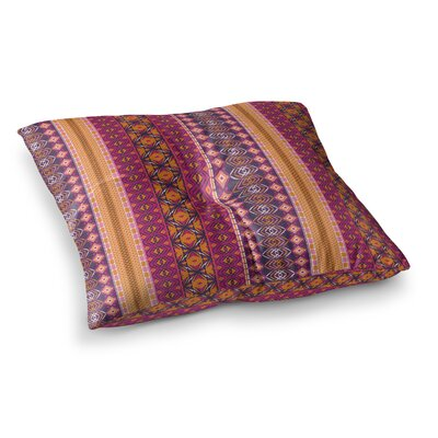 Nandita Singh Banjara And Digital Square Floor Pillow Size: 23 x 23