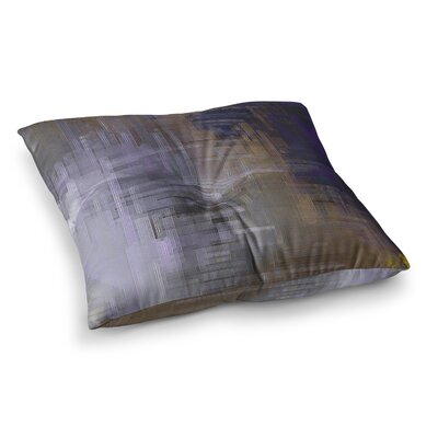 Michael Sussna Reach for the Sky Square Floor Pillow Size: 26 x 26