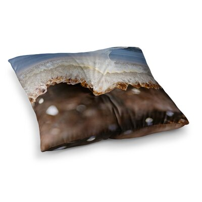 Sylvia Cook and Quartz Nature Photography Square Floor Pillow Size: 26 x 26