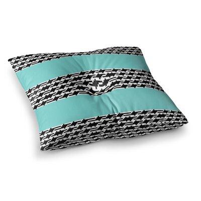 Trebam Pruga Square Floor Pillow Size: 26 x 26