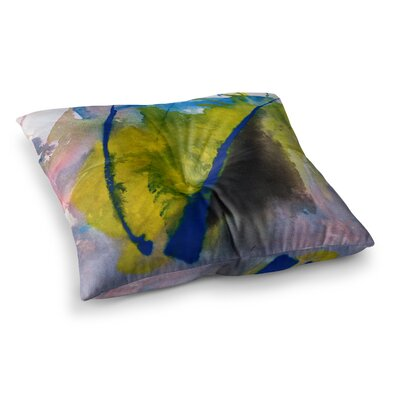 Malia Shields Exploration Square Floor Pillow Size: 23 x 23