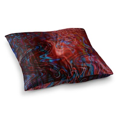 Suzanne Carter Flow Square Floor Pillow Size: 23 x 23