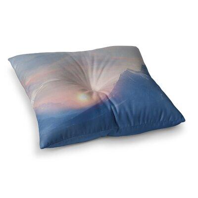Viviana Gonzalez Vibes 08 Square Floor Pillow Size: 26 x 26