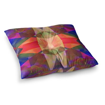Nina May Irridesco Square Floor Pillow Size: 26 x 26