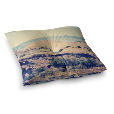 Sylvia Coomes Wild West Square Floor Pillow Size: 26 x 26