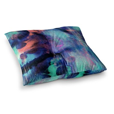 Nina May Grotto Falls Square Floor Pillow Size: 23 x 23