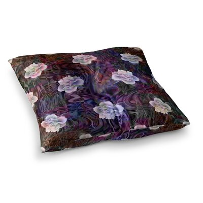 Suzanne Carter Rosa Square Floor Pillow Size: 23 x 23