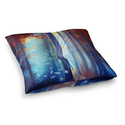 Viviana Gonzalez Dreams in Trees Square Floor Pillow Size: 26 x 26