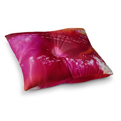 Malia Shields the River Square Floor Pillow Size: 23 x 23