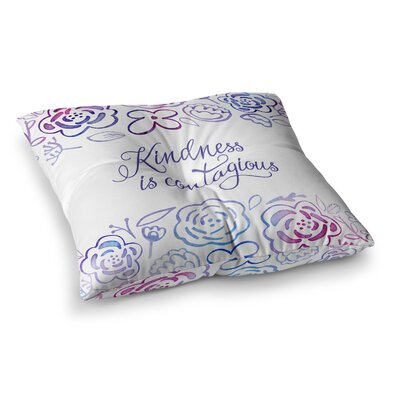 Trebam Nauticki Square Floor Pillow Size: 26 x 26