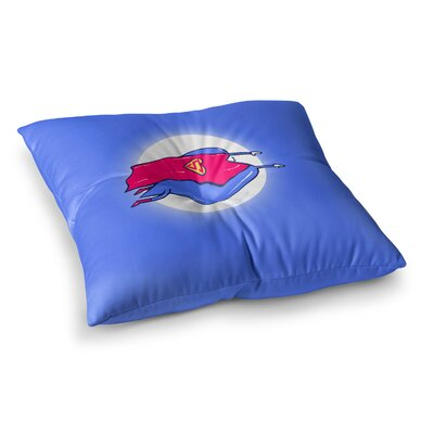 BarmalisiRTB Superlove Square Floor Pillow Size: 26 x 26