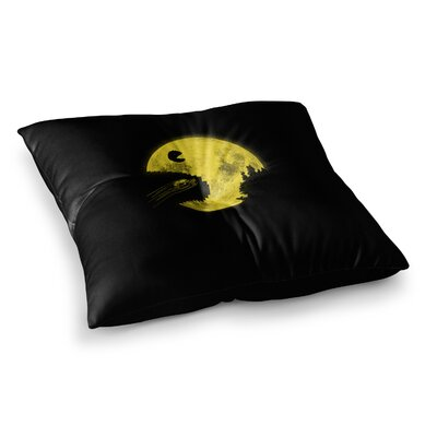 BarmalisiRTB Pixels Digital Square Floor Pillow Size: 23 x 23