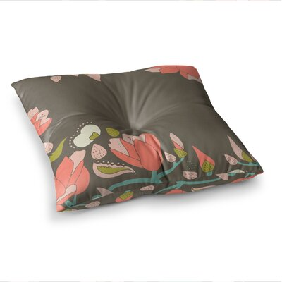 Very Sarie Penelope I Square Floor Pillow Size: 23 x 23