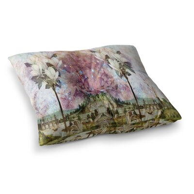 Suzanne Carter The Magnolia Trees Square Floor Pillow Size: 23