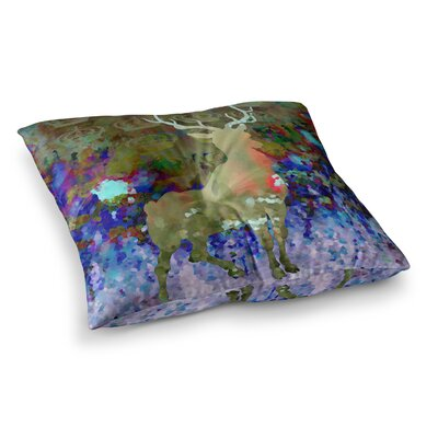Suzanne Carter Regal Square Floor Pillow Size: 26 x 26