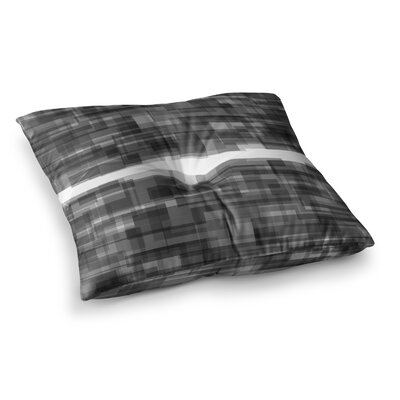 Trebam Plima V.2 Digital Square Floor Pillow Size: 26 x 26