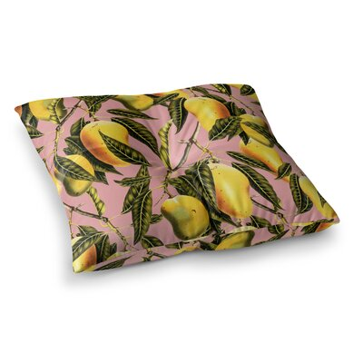Violet Hudson Sandy Square Floor Pillow Size: 23 x 23