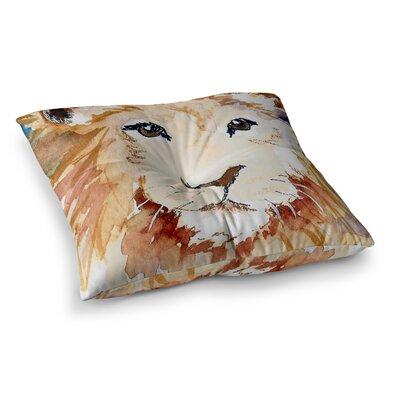 Padgett Mason Leo Square Floor Pillow Size: 26 x 26