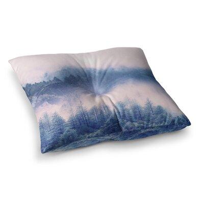 Viviana Gonzalez Vibes 03 Square Floor Pillow Size: 26 x 26