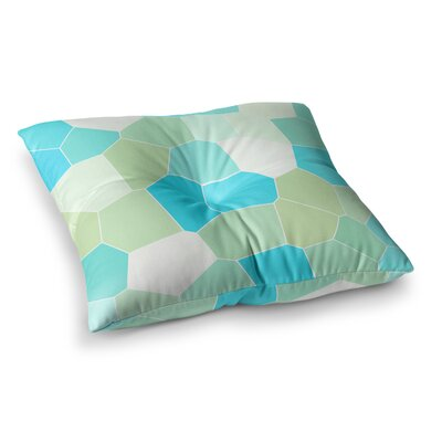 Sylvia Coomes Square Floor Pillow Size: 26 x 26